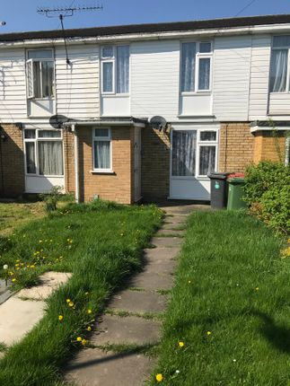 Thumbnail Terraced house to rent in Hogarth Close, Slough