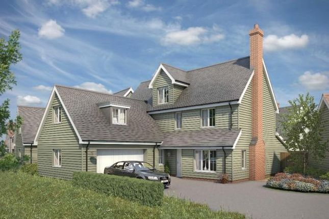 Thumbnail Detached house for sale in The Mountbatten At Beaulieu, Centenary Way, Off White Hart Lane, Chelmsford