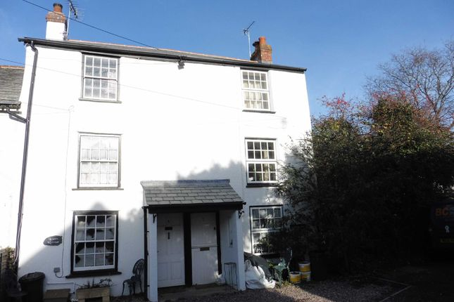 Thumbnail Terraced house to rent in Crawford Cottages, The Leat, Stratton, Bude