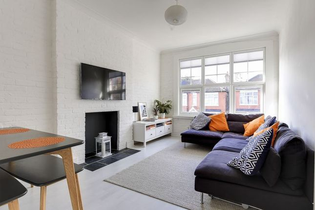 Thumbnail Flat for sale in Sidney Avenue, London