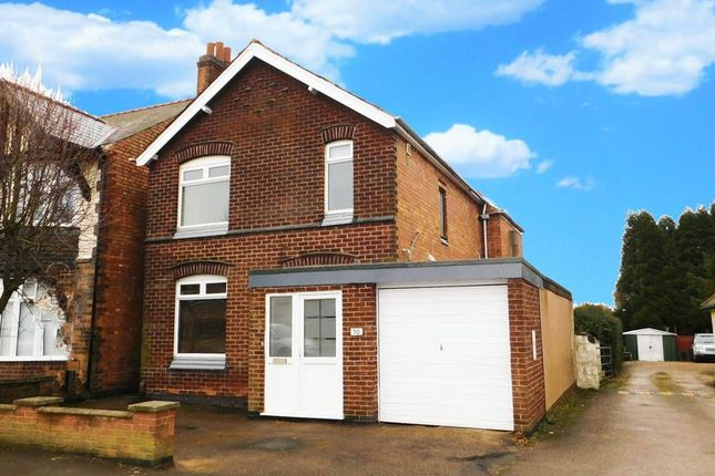 3 bed detached house for sale in Forest Road, Hugglescote, Coalville