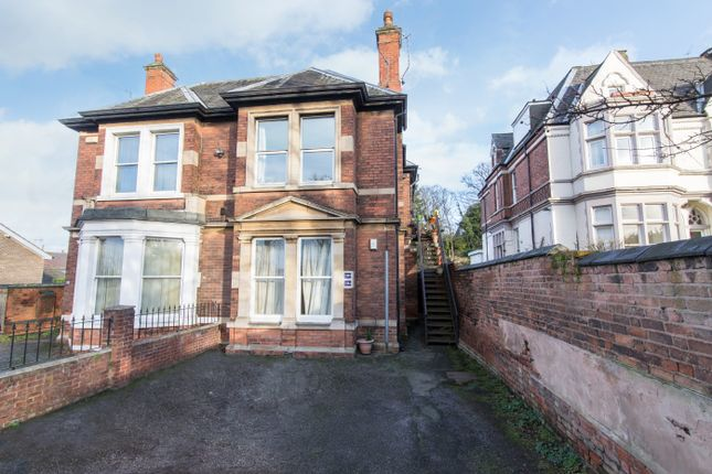 Thumbnail Flat for sale in Mansfield Road, Nottingham