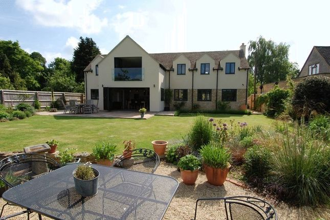 Thumbnail Detached house for sale in Akeman Close, Kirtlington, Kidlington