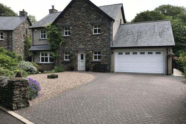 Thumbnail Detached house for sale in Black Beck, The Green, Millom