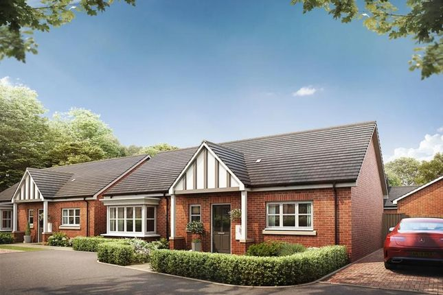 Thumbnail Bungalow for sale in Farnham House & Mill Gardens, Loughborough Road, Quorn, Leicestershire
