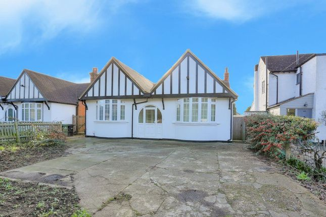Thumbnail Bungalow to rent in Alban Park, Hatfield Road, St.Albans