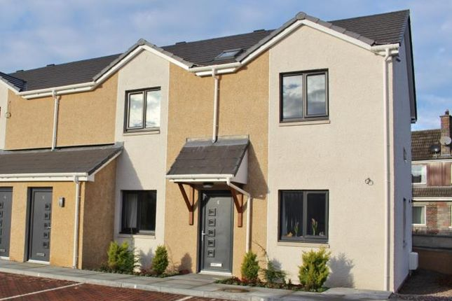 Thumbnail Flat to rent in Pilmuir Gardens, Forres