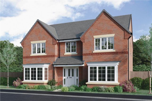"""Thumbnail Detached house for sale in """"Honeybourne"""" at Halam Road, Southwell"""