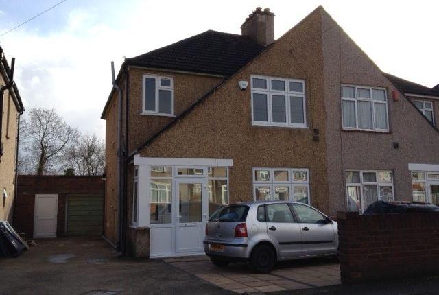 Thumbnail Maisonette to rent in Ellington Road, Hounslow