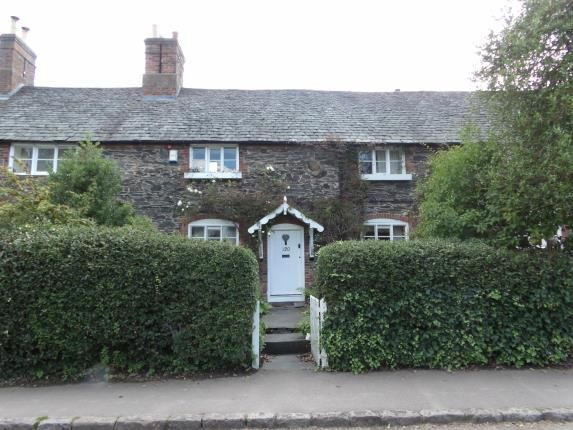 Thumbnail Terraced house for sale in Main Street, Swithland, Loughborough, Leicestershire