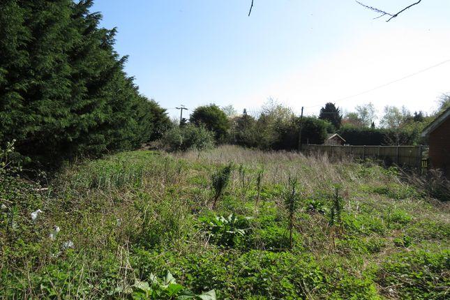 Thumbnail Land for sale in Low Road, Stow Bridge, King's Lynn