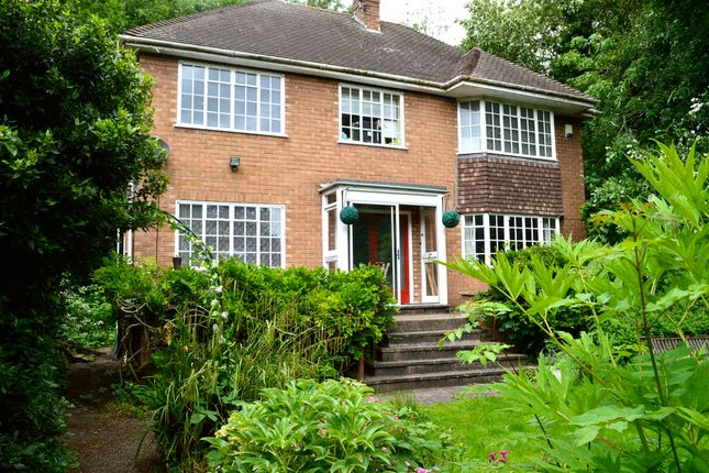Thumbnail Detached house to rent in Innage Close, Leamington Spa