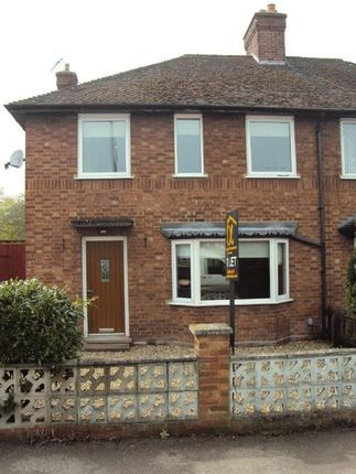 Thumbnail Semi-detached house to rent in Perne Road, Cambridge