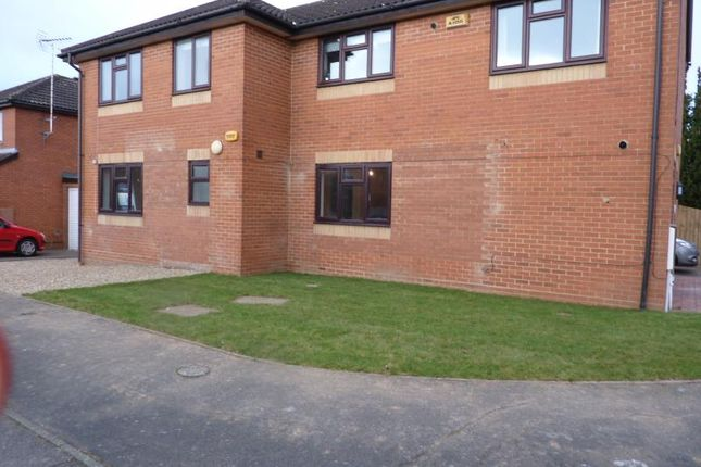 Thumbnail Flat to rent in Badgers Way, Badgers, Buckingham