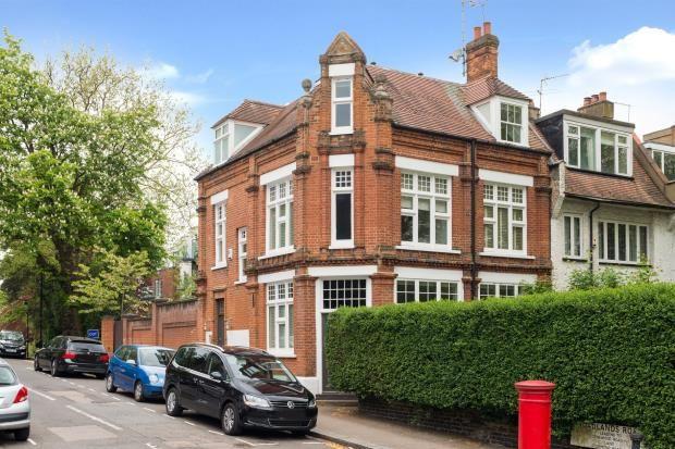 Thumbnail End terrace house for sale in Broadlands Road, Highgate Village, London