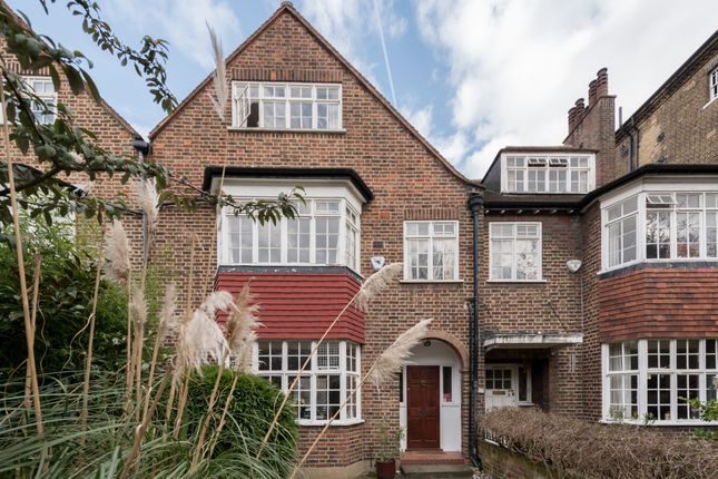 Thumbnail Terraced house for sale in Lawn Road, London