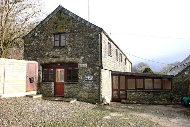 Thumbnail End terrace house to rent in Heathfield, Tavistock