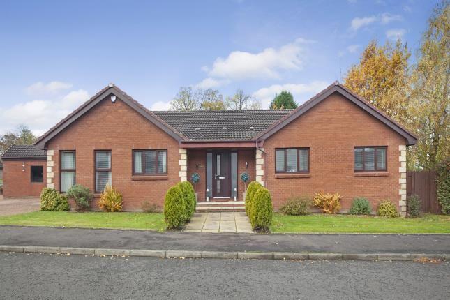 Front of Herbertson Grove, Blantyre, Glasgow, South Lanarkshire G72