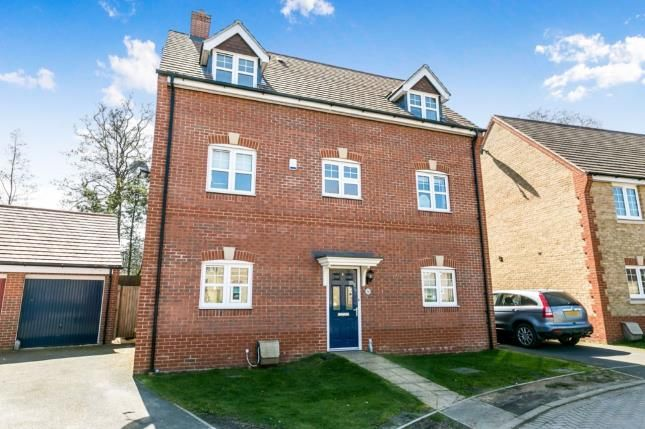 Thumbnail Detached house for sale in Bagshot, Surrey, United Kingdom