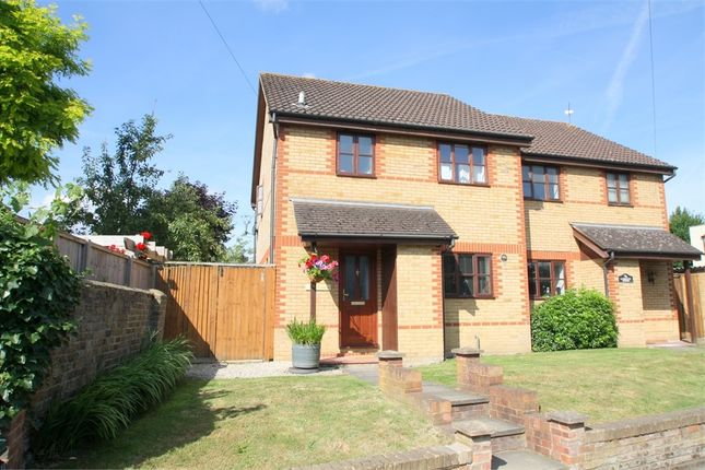 3 bed semi-detached house for sale in Moor Lane, Staines-Upon-Thames, Surrey