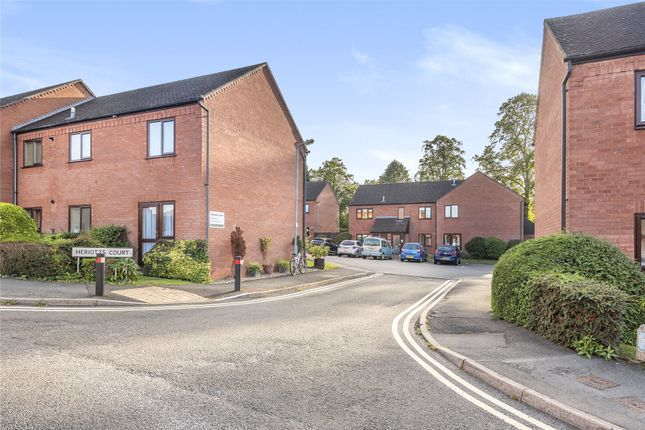 Thumbnail Maisonette for sale in Heriotts Court, St. Georges Crescent, Droitwich, Worcestershire