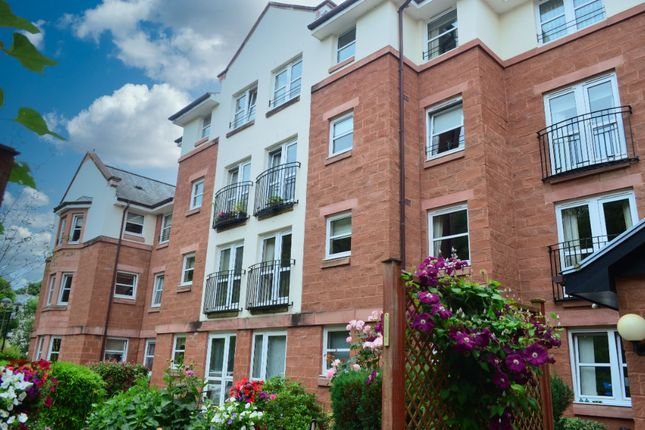 Thumbnail Flat for sale in Castle Court, 21 Blantyre Road, Bothwell, Glasgow