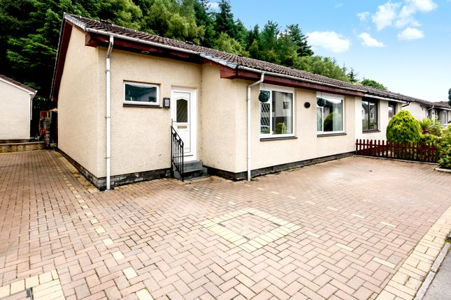 Thumbnail Semi-detached bungalow for sale in 80 Nant Drive, Oban