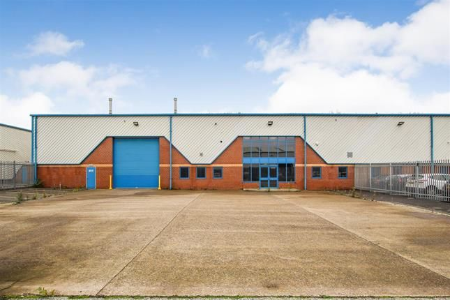 Thumbnail Light industrial to let in Stoneferry Park, Foster Street, Hull