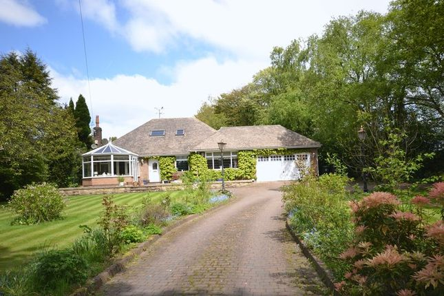 Thumbnail Detached house for sale in Hall Lane, Appley Bridge, Wigan