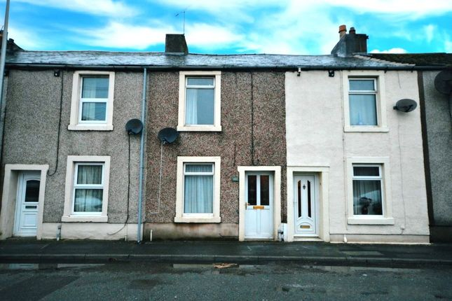 Thumbnail Terraced house to rent in Central Road, Dearham, Maryport