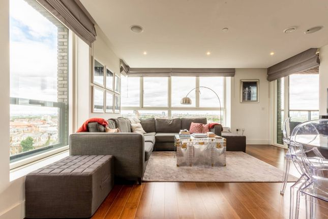 Thumbnail Flat to rent in Upper Richmond Road, Putney, London