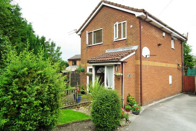 Thumbnail Detached house for sale in 14 Woodlea, North Chadderton