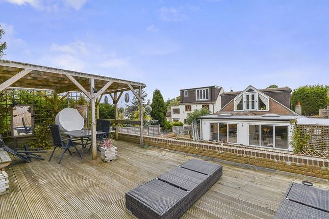 Thumbnail Bungalow for sale in Hillside, Banstead
