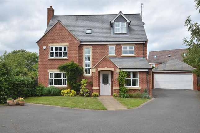 Thumbnail Detached house for sale in Cornhill Close, Duffield, Belper