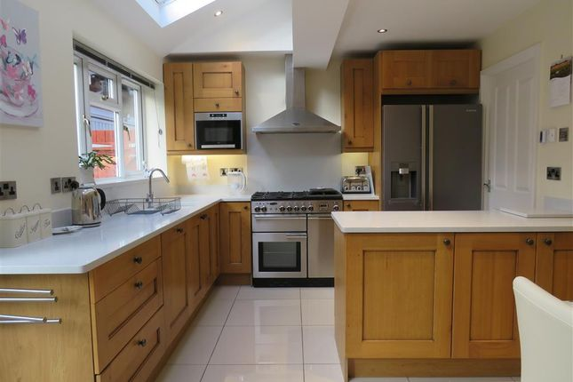Thumbnail Detached house to rent in Dale Close, Long Itchington, Southam