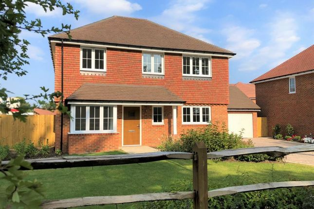 Thumbnail Detached house for sale in Foreman Road, Ash