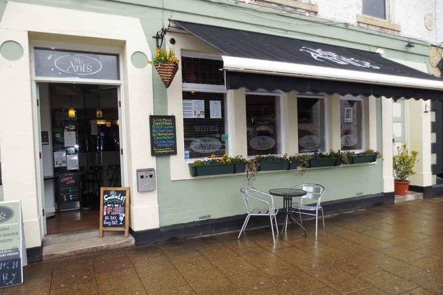 Thumbnail Restaurant/cafe to let in County Mills, Priestpopple, Hexham