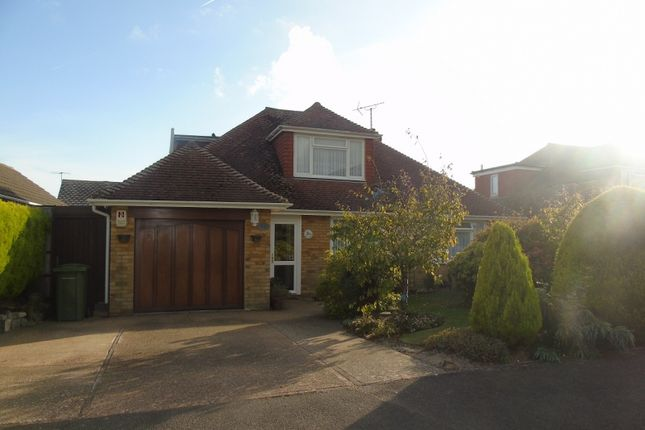 Thumbnail Bungalow for sale in Larkhill, Bexhill-On-Sea