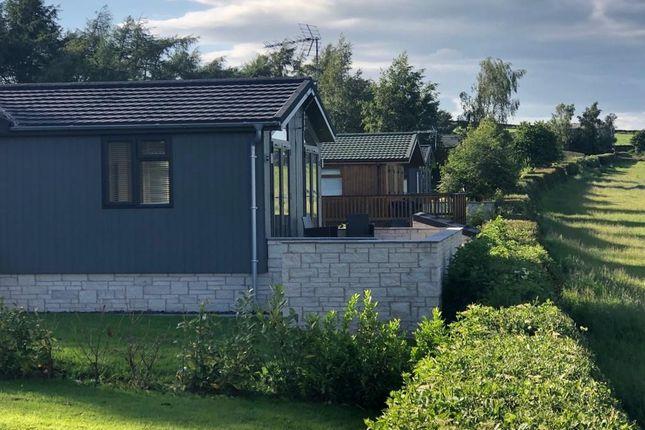 Thumbnail Lodge for sale in Great Salkeld, Penrith