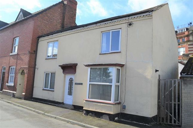 Thumbnail Terraced house for sale in Brickfield House, Stone Street, Stone Street, Newtown, Powys