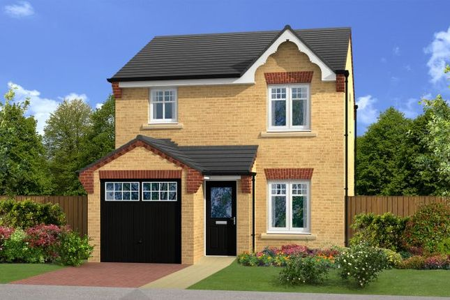 "Thumbnail Detached house for sale in ""The Alderton"" at Bedford Farm Court, Crofton, Wakefield"