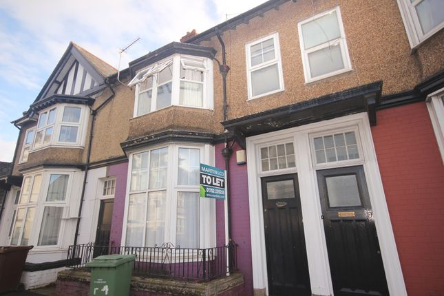 Thumbnail Terraced house to rent in North Road East, Plymouth