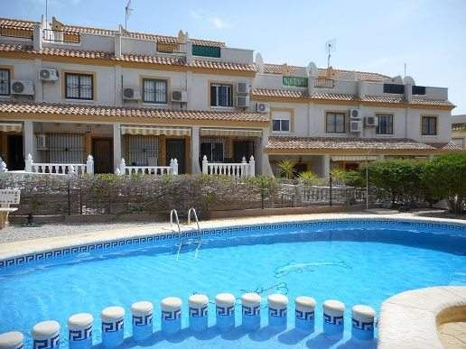 Algorfa Alicante Spain 2 Bedroom Town House For Sale