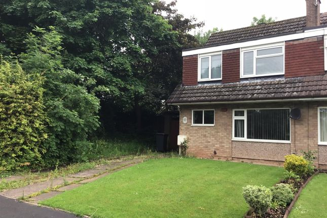 Thumbnail Semi-detached house for sale in Sheridan Way, Sutton Hill, Telford