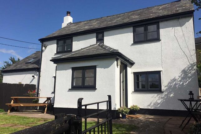 Thumbnail Detached house for sale in Grove Cottage, Llangwm, Near Usk