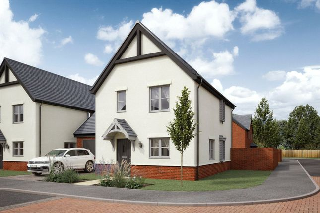 3 bed detached house for sale in The Paddocks, Blunsdon, Swindon, Wiltshire SN26