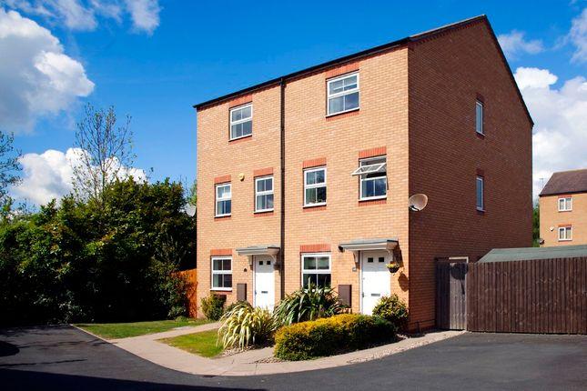 Thumbnail Semi-detached house for sale in Jardine Close, Stourbridge
