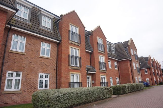 Thumbnail Flat for sale in Grange Drive, Streetly, Sutton Coldfield