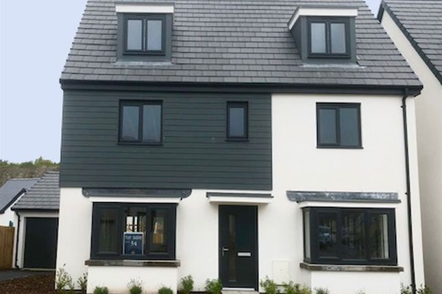 "Detached house for sale in ""The Regent"" at Charlbury Drive, Plymouth"