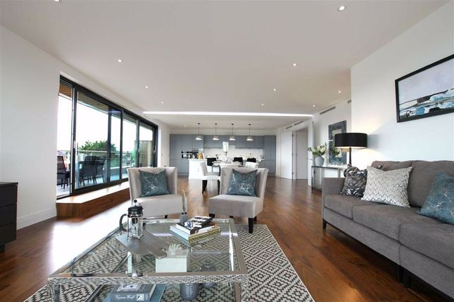 Thumbnail Flat for sale in 5 Grenville Place, Mill Hill, London